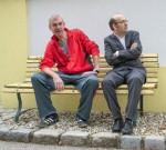 Manfred Linhart und Georg Bauernfeind