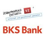Logo Verantwortung zeigen! und BKS Bank
