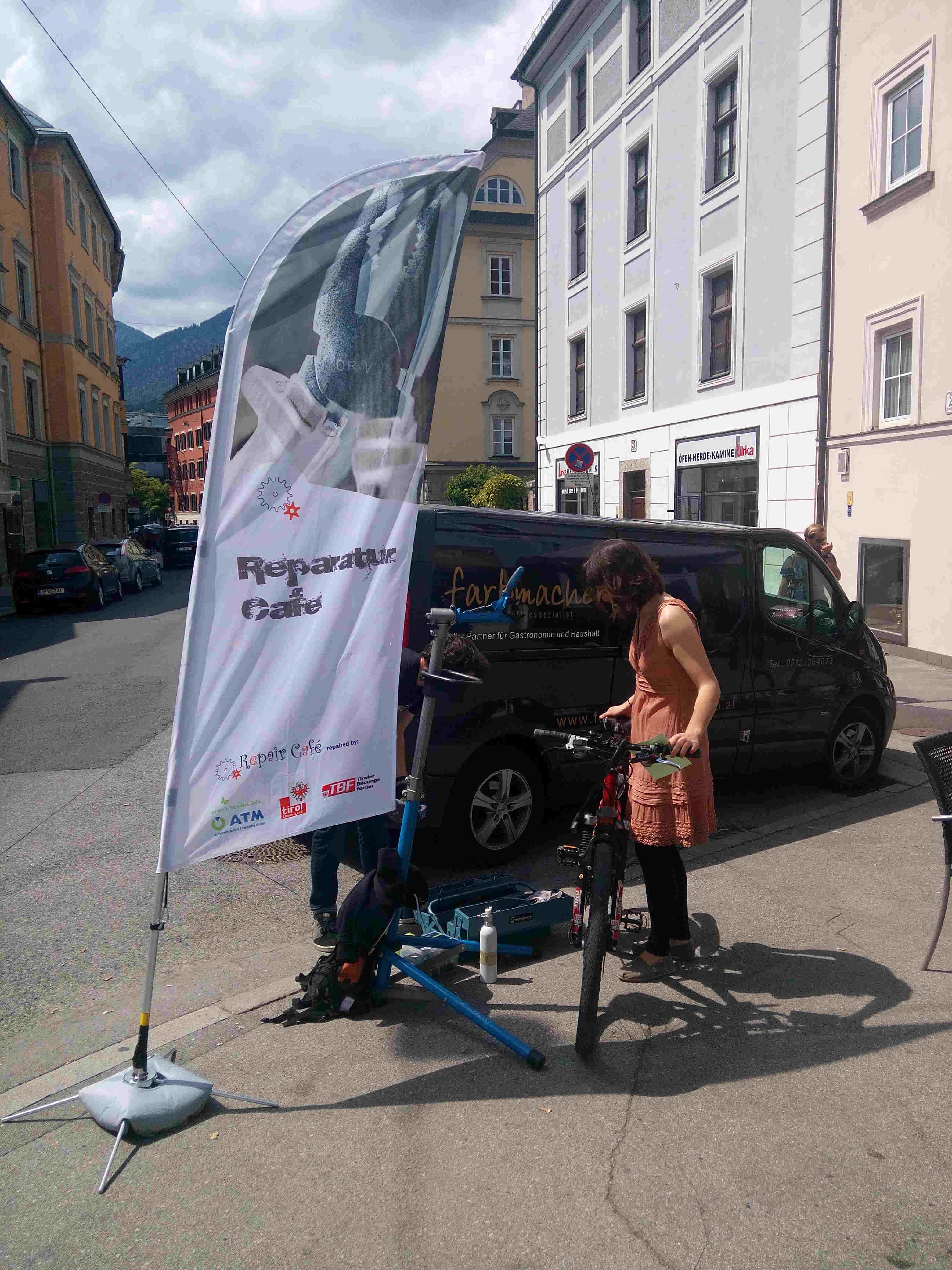 Repair Cafe Innsbruck 1