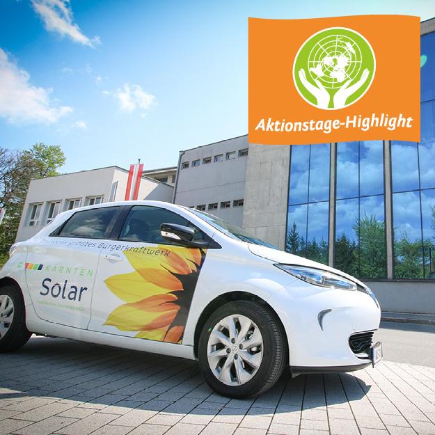 Kärnten Solar feiert 4 Megawatt Photovoltaik-Bürgerkraftwerk