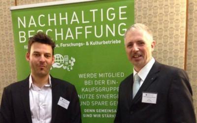Mini-Interview mit Joachim Schreiber von der Einkaufsgruppe