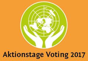Aktionstage Voting - Holen Sie nachhaltiges Engagement vor den Vorhang!