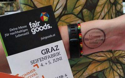 fairgoods – Deine Messe für nachhaltigen Lebensstil