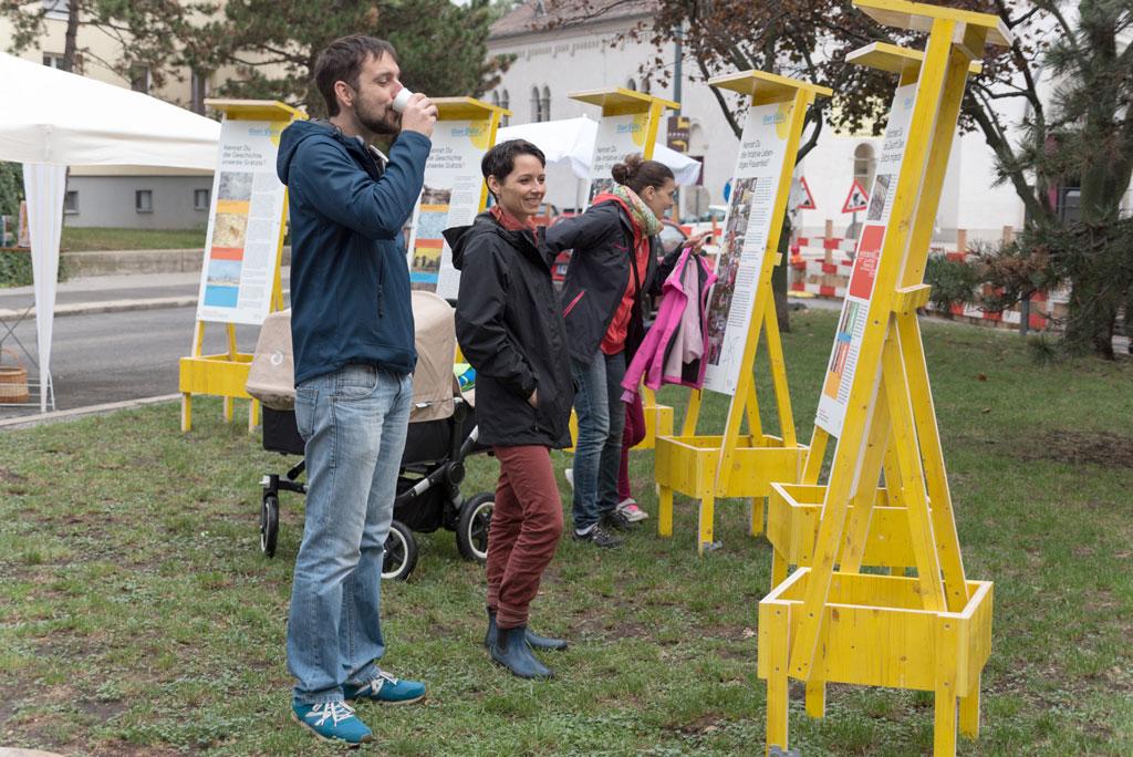 Mini-Interview mit Joe Taucher, Lokale Agenda 21 Wien & Ökosoziales Forum Wien 4