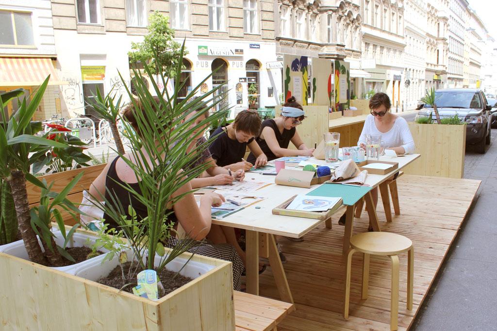 Mini-Interview mit Joe Taucher, Lokale Agenda 21 Wien & Ökosoziales Forum Wien 6