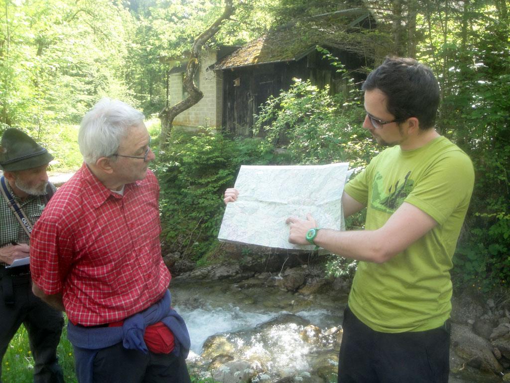 Die Spitzenbachklamm – Einblick in geologische Vorgänge 3