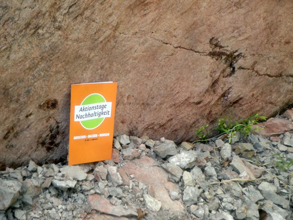 Die Spitzenbachklamm – Einblick in geologische Vorgänge 5