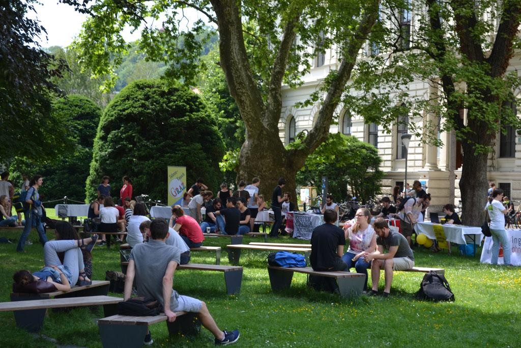 Nachhaltigkeitstag der Uni Graz 1