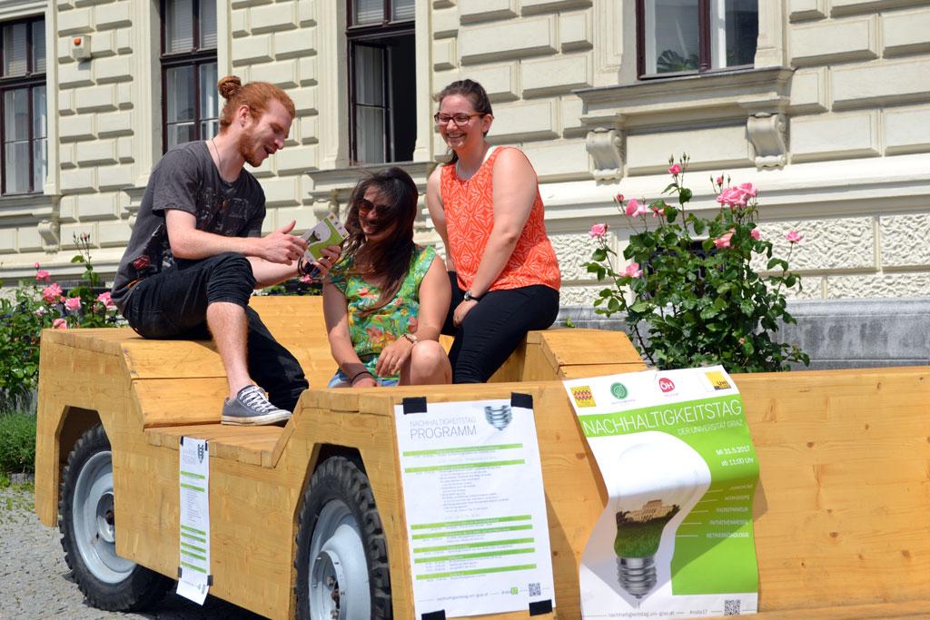 Nachhaltigkeitstag der Uni Graz 3