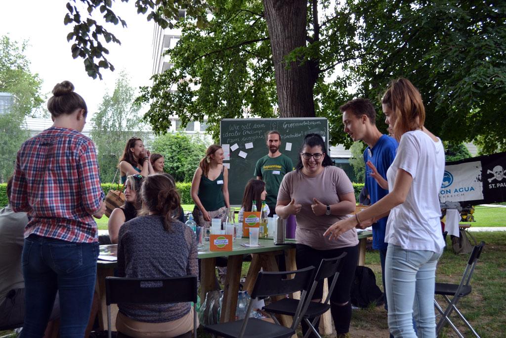 Nachhaltigkeitstag der Uni Graz 2