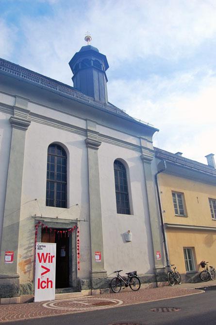Kärntner Mutmachprojekte - Lange Nacht der Kirchen 1