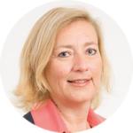 Annelies Vilim, Geschäftsführerin bei Globale Verantwortung - Arbeitsgemeinschaft für Entwicklung und Humanitäre Hilfe