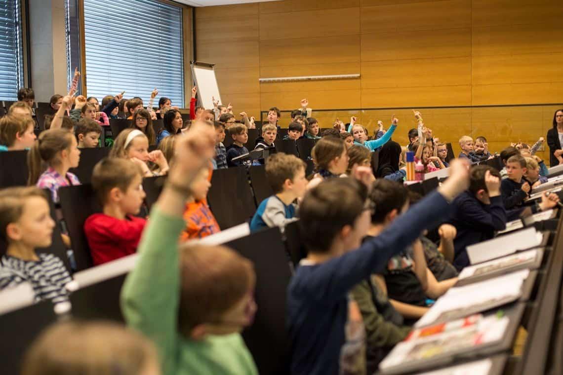 Aktionstage Highlights - Teil 2: Kinderuni Vorarlberg – Warum ist es ein Problem, wenn das Klima sich verändert? 3