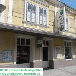 Repair Café im OTELO Grieskirchen 1