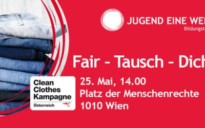 Aktionstage Highlights – Teil 3: Fair-Tausch-Dich