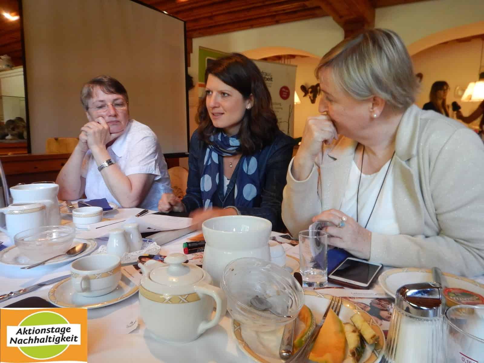 NH-Reporterin Aglavaine Lakner beim Pongauer Business Frühstück am 5. Juni 2018 1