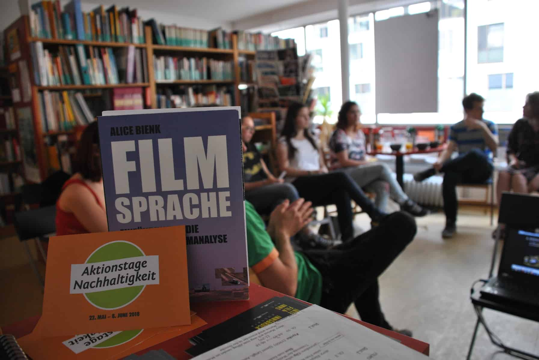 """Vom """"Popkornfresser"""" zum Jurymitglied - Analytisches Hinschauen und Bewerten als Filmpreis-Jurymitglied 1"""