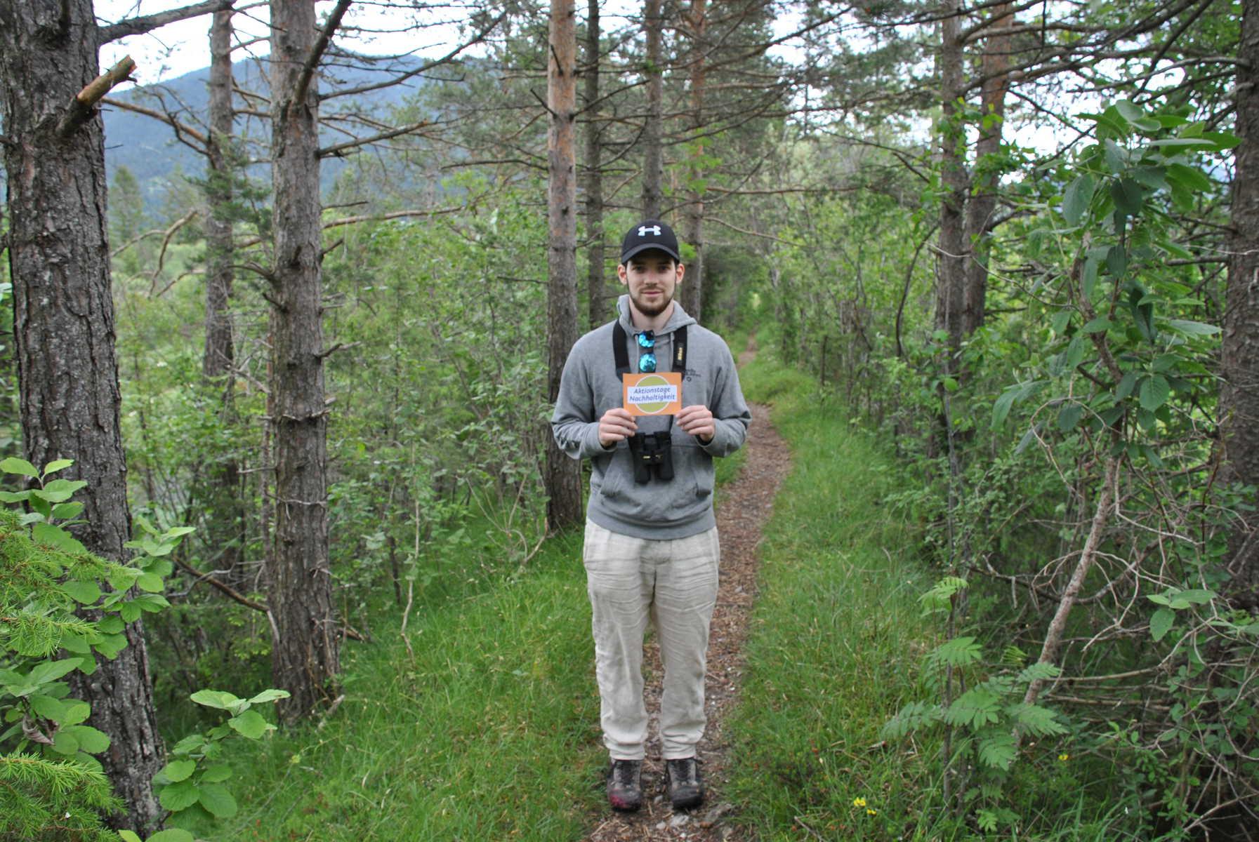 Lebendiger Lebensraum - Im Naturpark Tiroler Lech zur Auwald-Safari 8