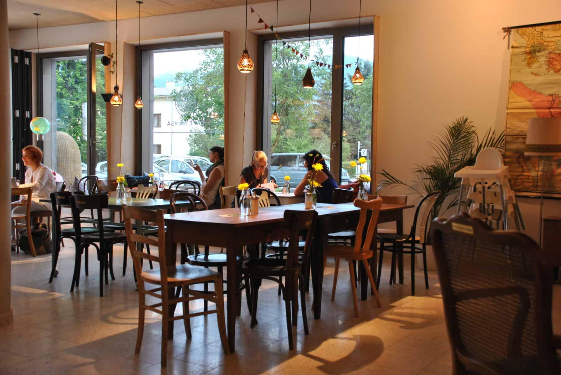 Erstaunliche Ecken in der Höttinger Au - Ein Stadtteilspaziergang zu Orten des Zusammenlebens 3