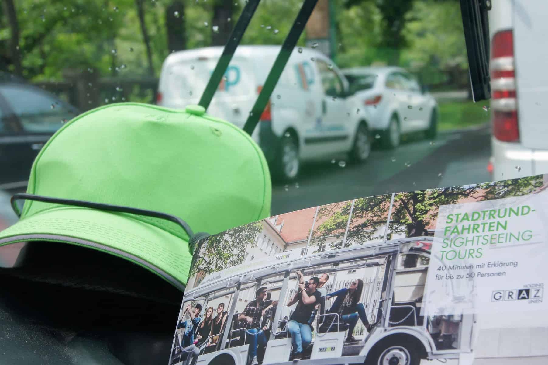 Stadtrundfahrten in Graz mit dem Elektrobus 9