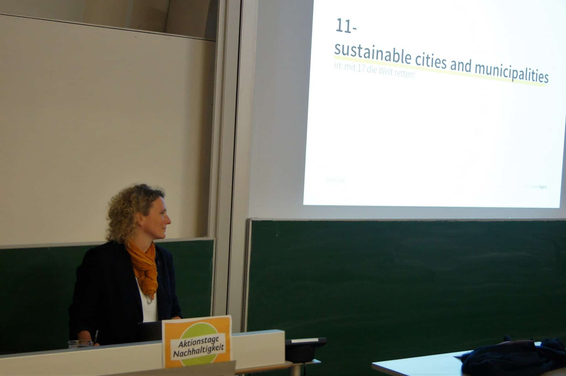 SDG 11–Nachhaltige Städte und Gemeinden 8