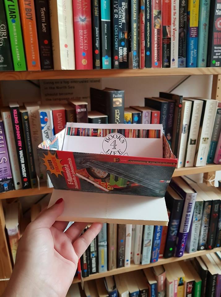 Books4Life Wien: der karitative Secondhandbuchladen 1
