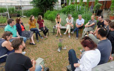 Projektschmiede – gemeinsam Wandel gestalten