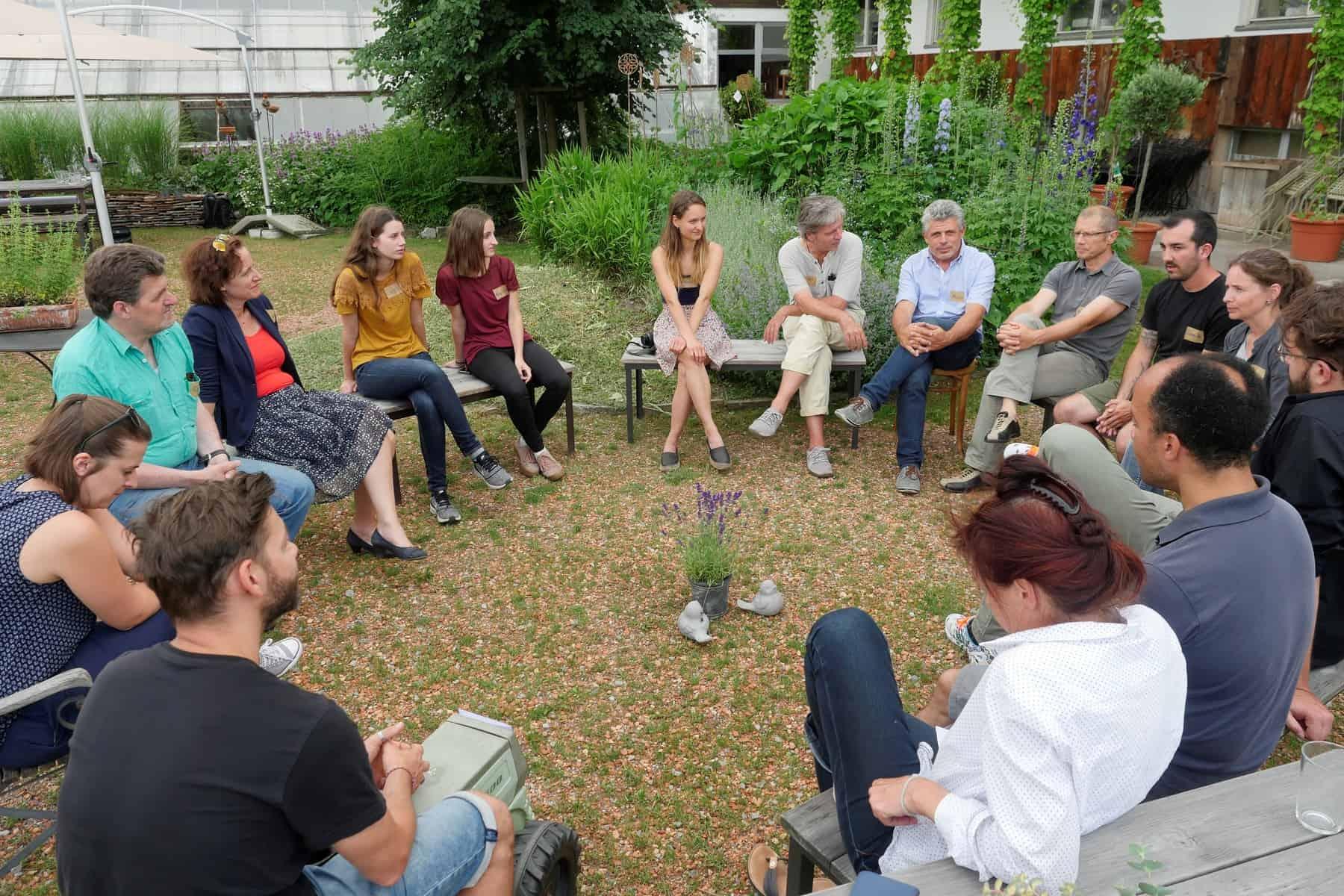 Projektschmiede – gemeinsam Wandel gestalten 7