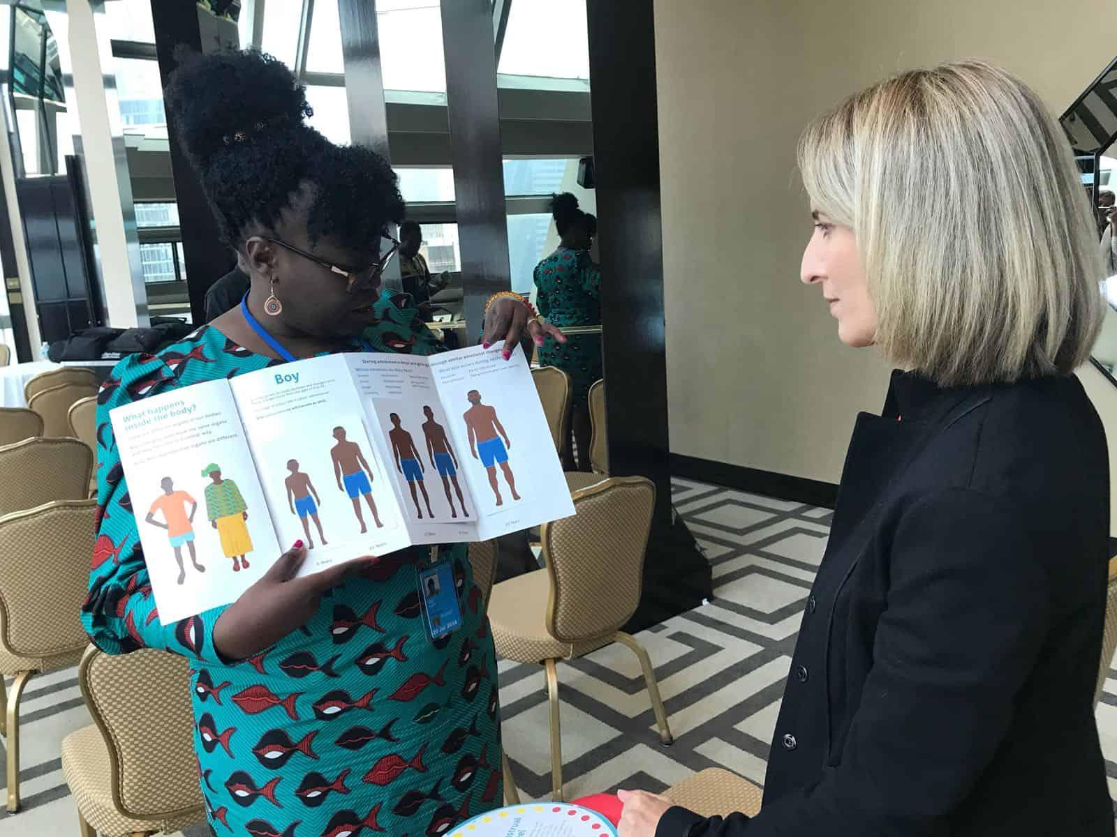 Als Jugendbotschafterin für UN-Kinderrechte und SDGs in New York 6