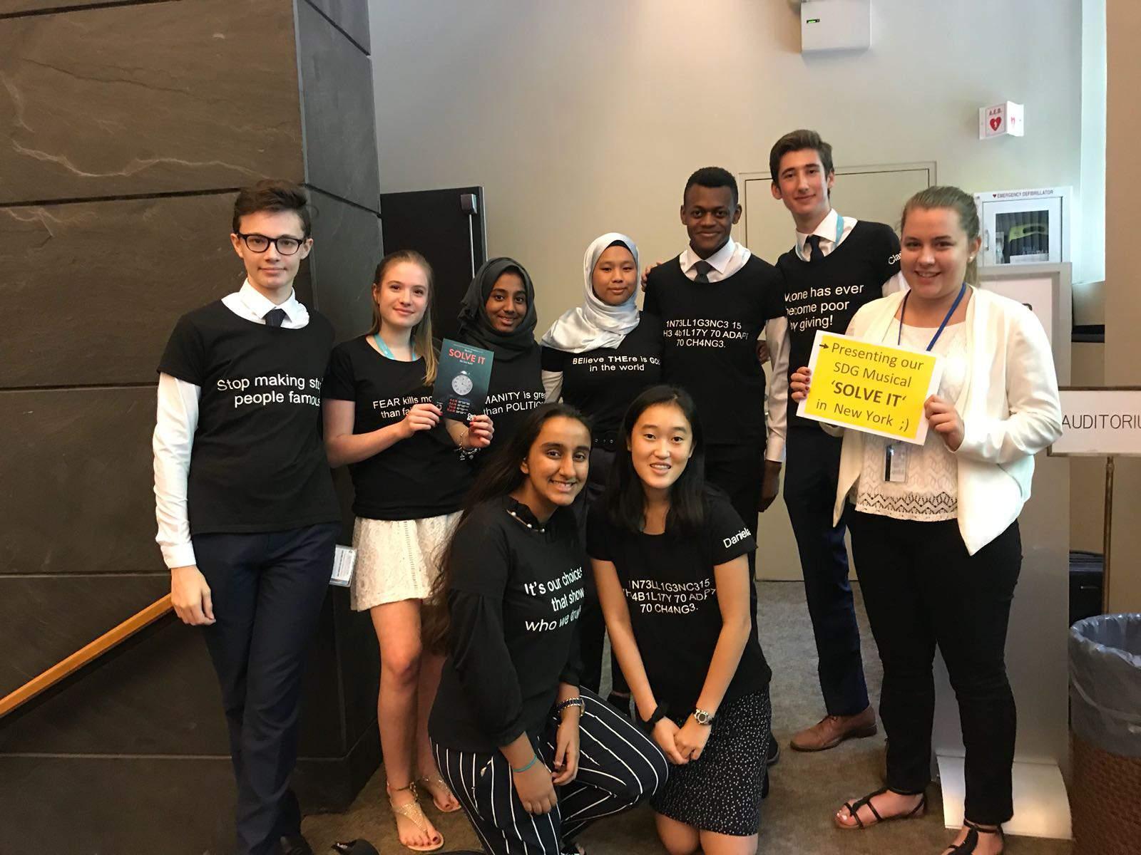 Als Jugendbotschafterin für UN-Kinderrechte und SDGs in New York 5