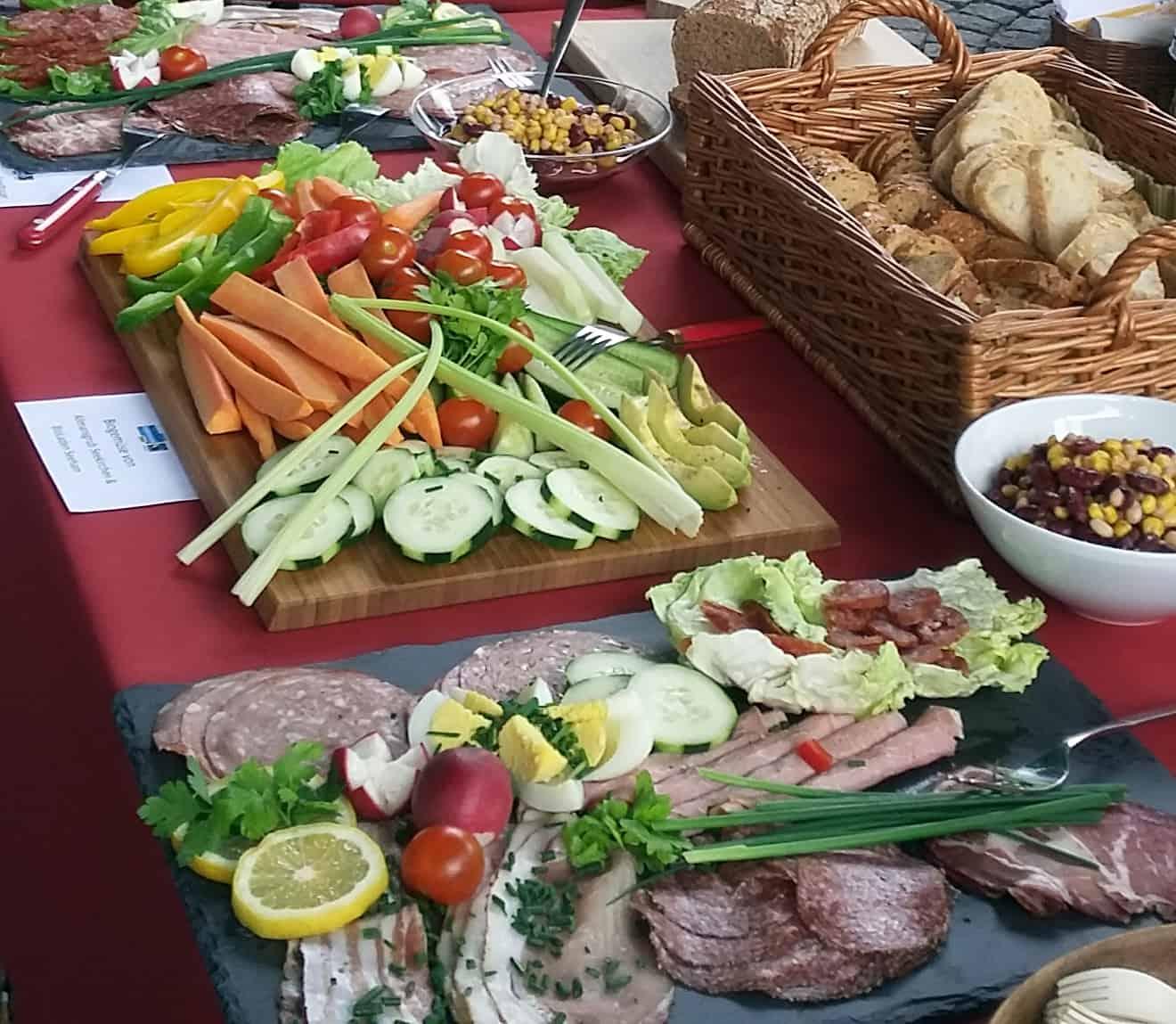 BioFaires Frühstück beim Schloss Mirabell 229