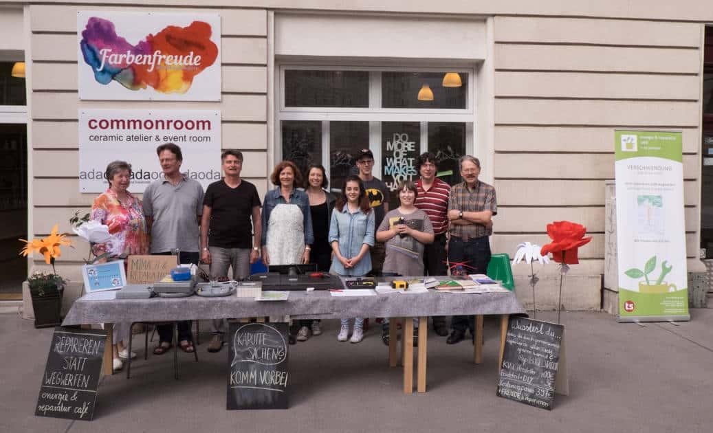 energie & reparatur & upcycling café meets Aktionstage Nachhaltigkeit 315