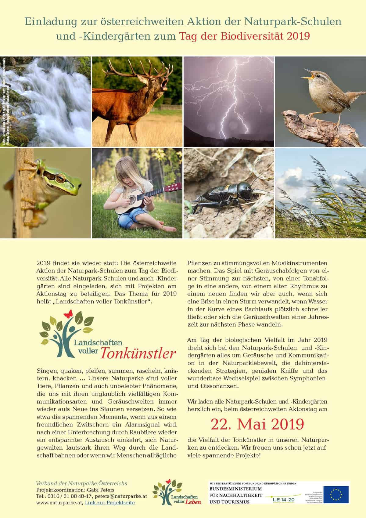 Tag der Artenvielfalt 2019 - Landschaften voller Tonkünstler 114