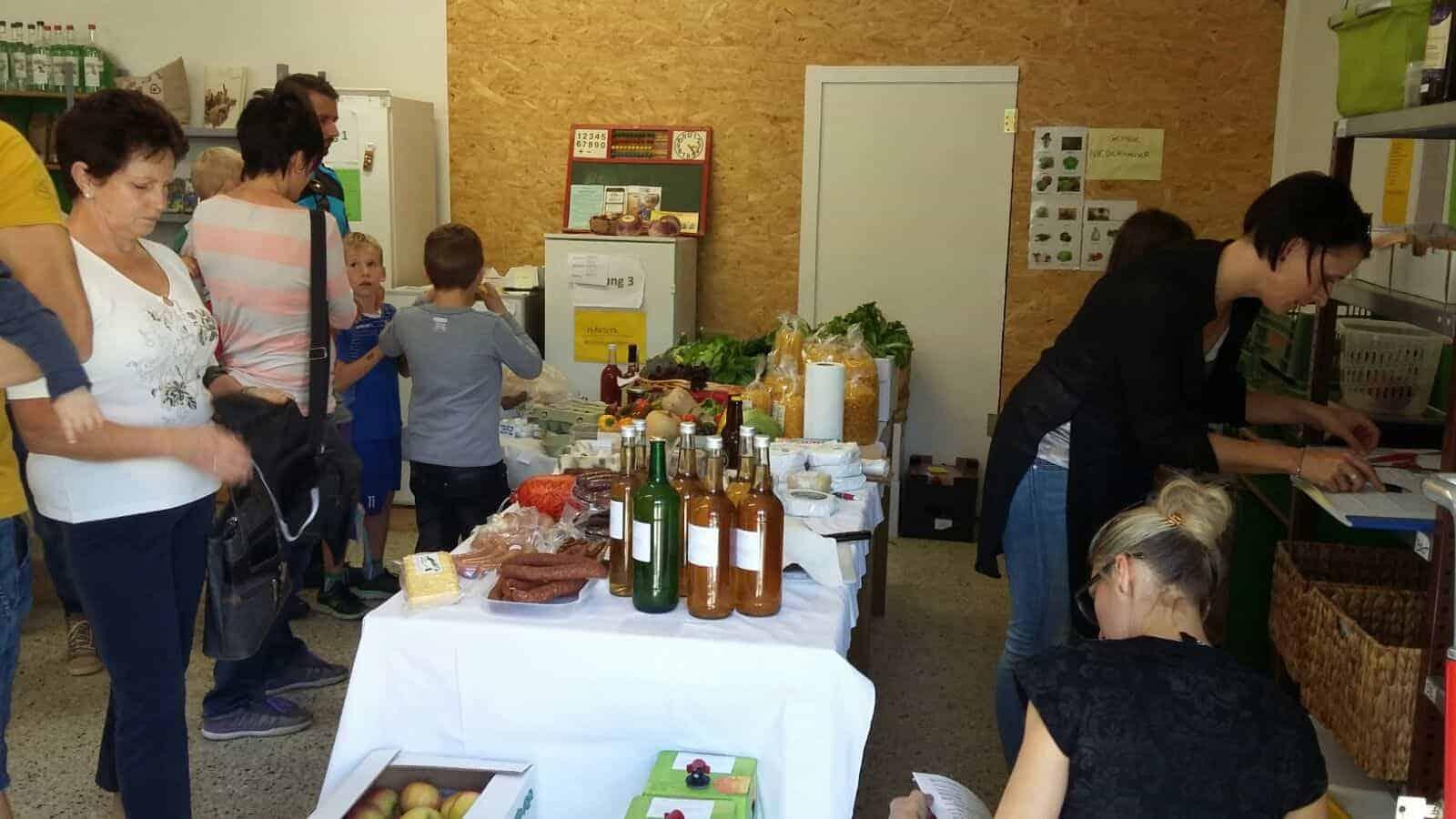 Bauernmarktl Vomperbach - Informier dich! 8
