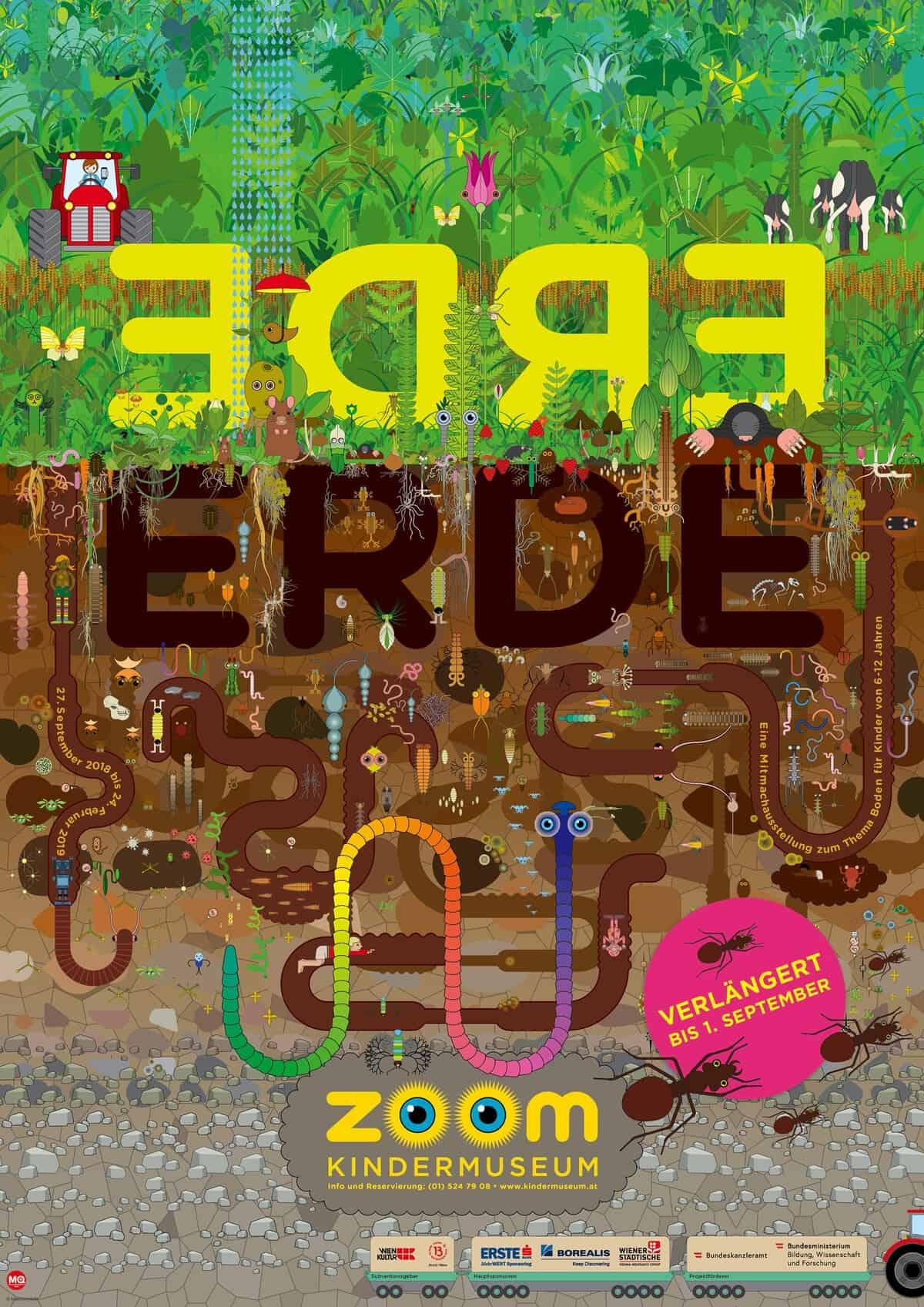 ERDE.ERDE - ZOOM Mitmachausstellung zum Thema Boden für Kinder von 6 bis 12 Jahren 4
