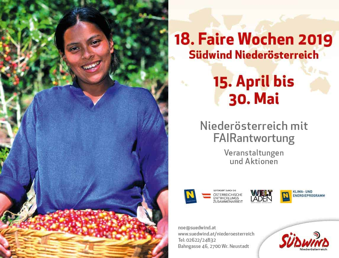 "Südwind Ausstellung ""Discover Fairness"" im Rahmen der Fairen Wochen 2019 16"
