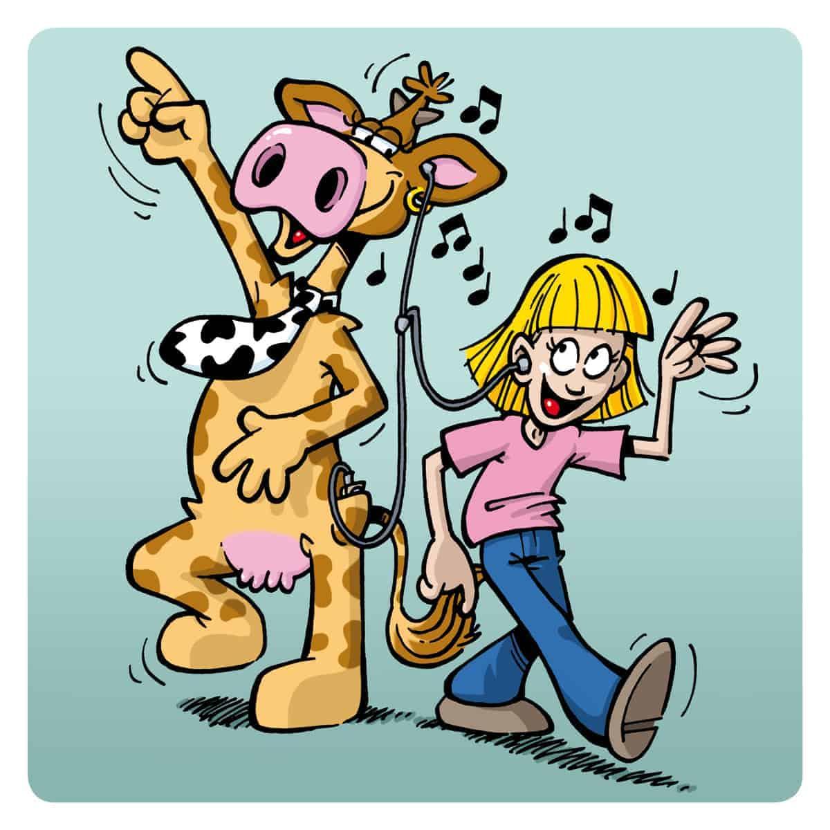 Milch-Aktionstag für Kids 170