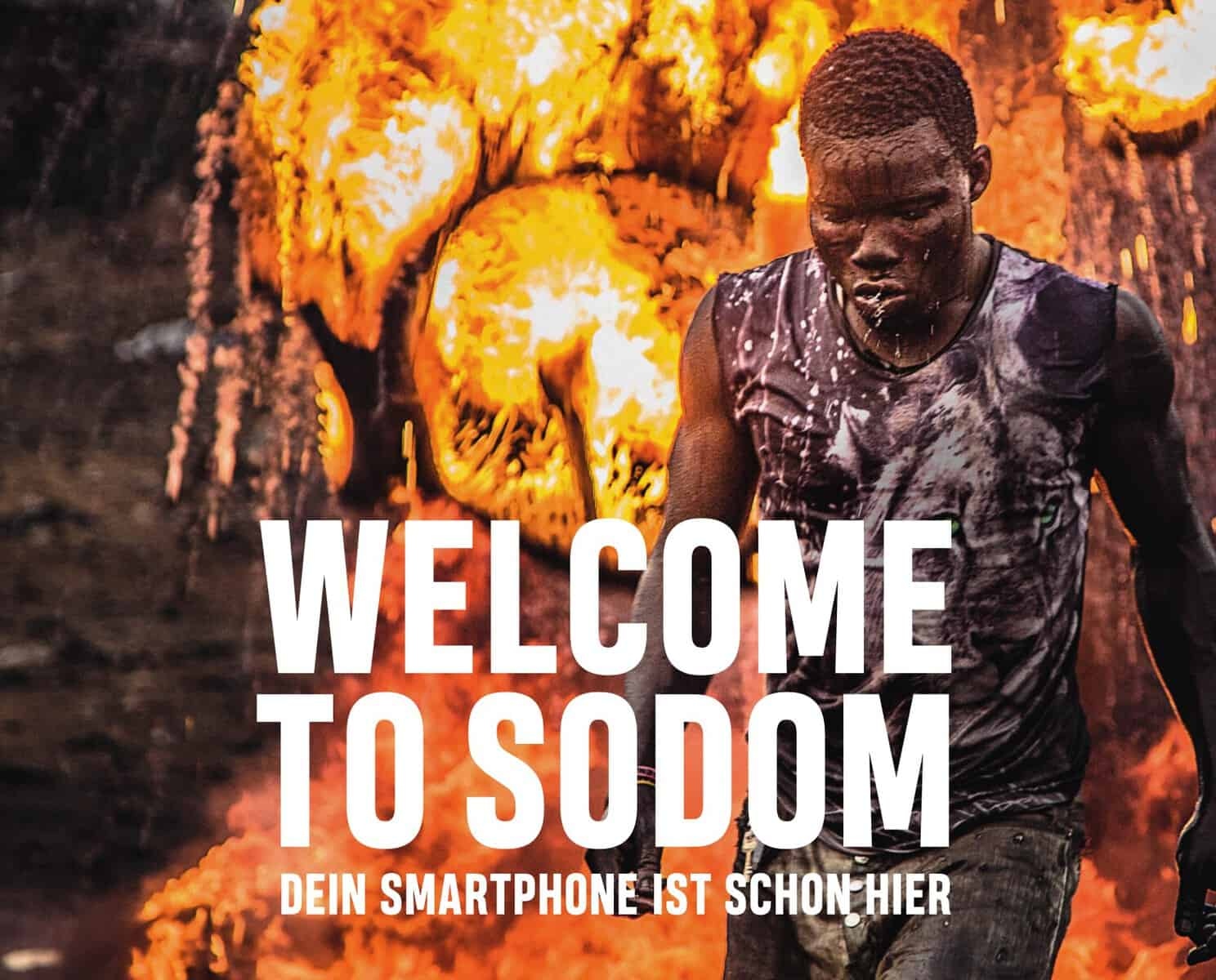 """Filmvorführung """"Welcome to Sodom"""" 250"""