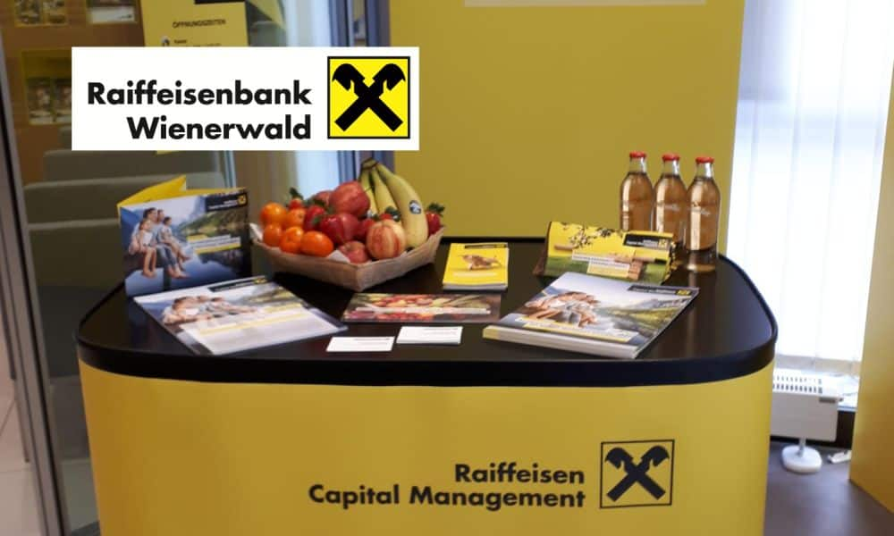 Nachhaltigkeit im Finanzbereich – eine Informationsveranstaltung der Raiffeisenbank Wienerwald Neulengbach 1