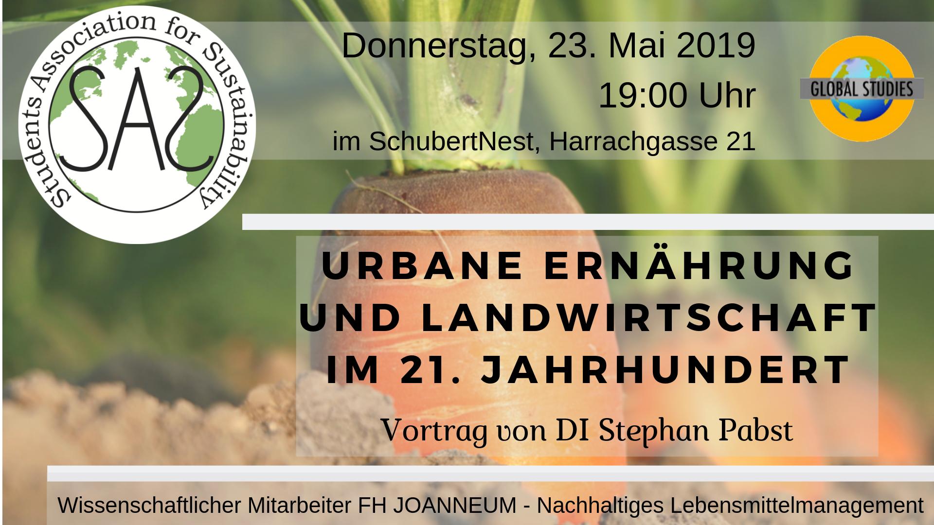 Urbane Ernährung und Landwirtschaft im 21. Jahrhundert 3