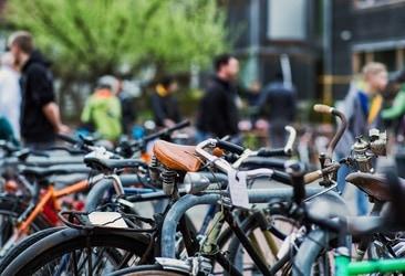 Fahrradputzaktion auf dem Wolfurter Markt 4