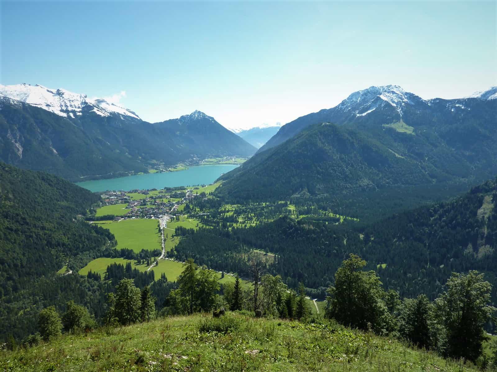 Exkursion: Kraft der Berge (Feilkopf) 125