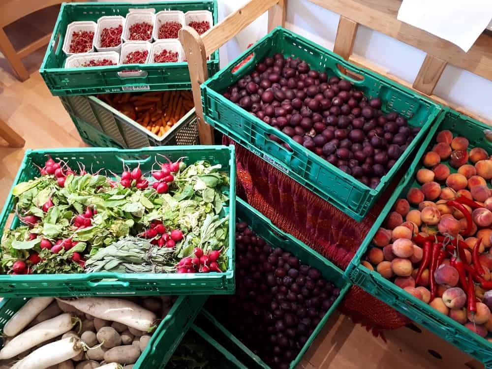 2. Chance für Bio-Obst & -Gemüse 198