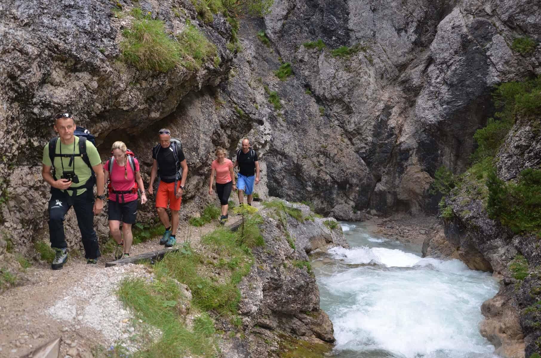 Exkursion: Gleirschklamm - Holz & Trift 257