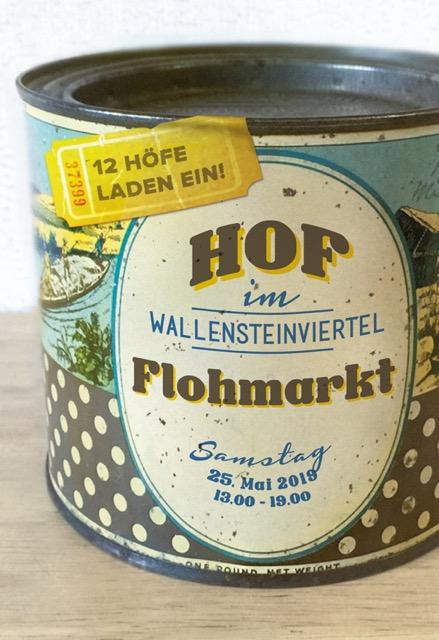 Hofflohmarkt Wallensteinviertel 3