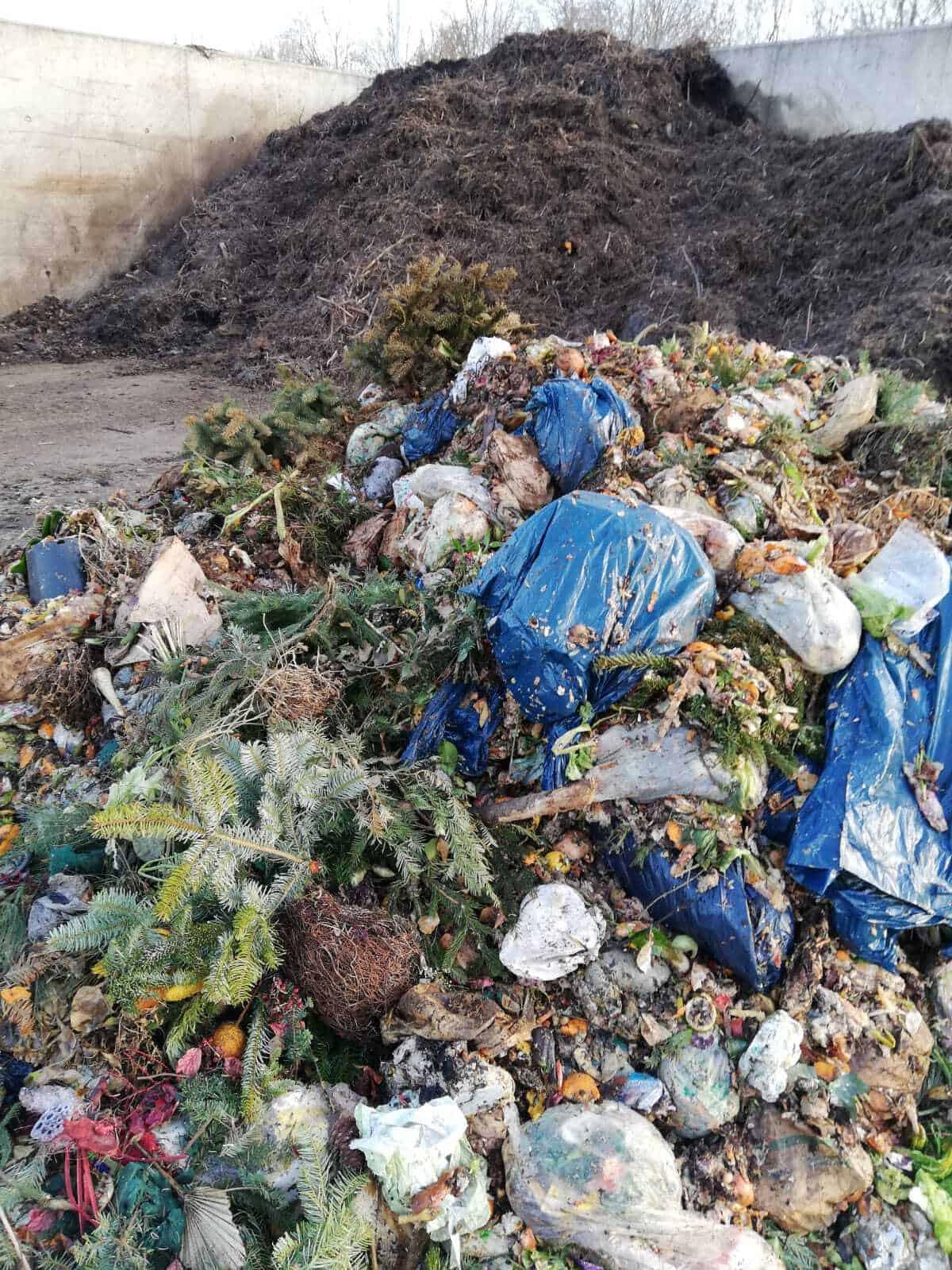 Kein Plastik im Bioabfall 280