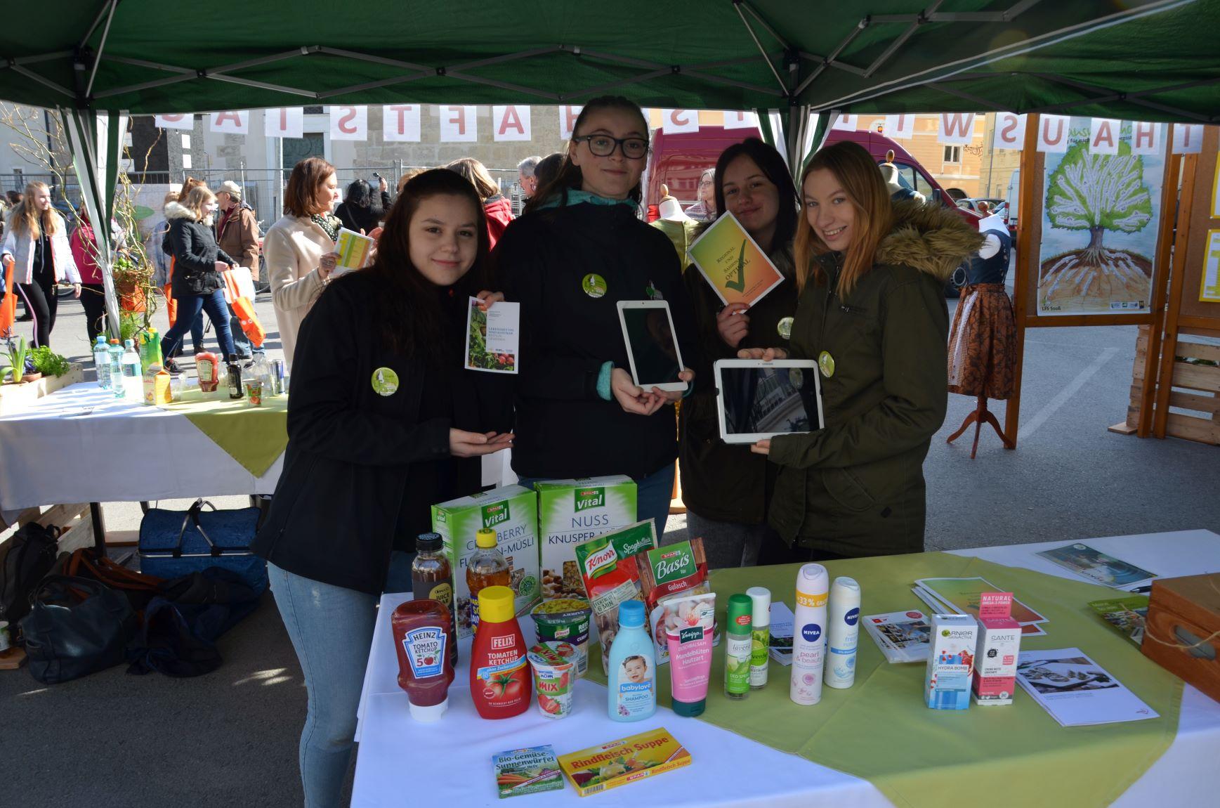 Bewusst einkaufen - gesund und nachhaltig essen 175