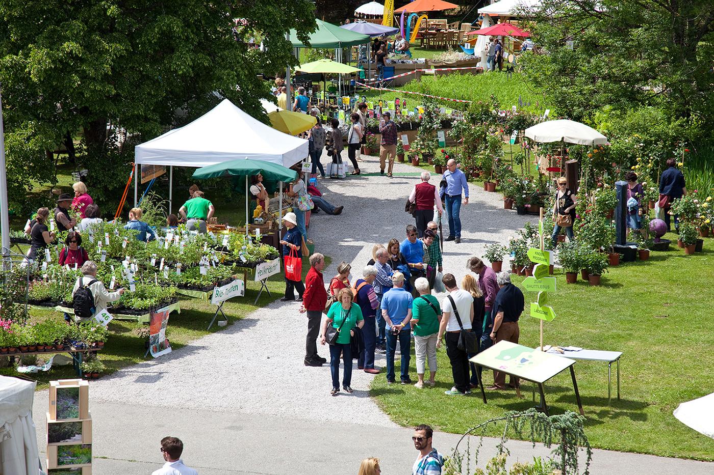 Blühende Träume - Tiroler Gartentage 138