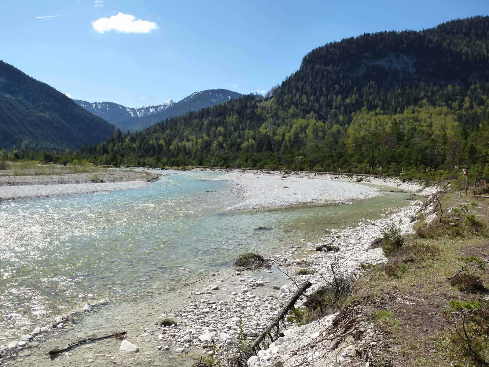 Exkursion: Auf den Spuren des Wildflusses 136