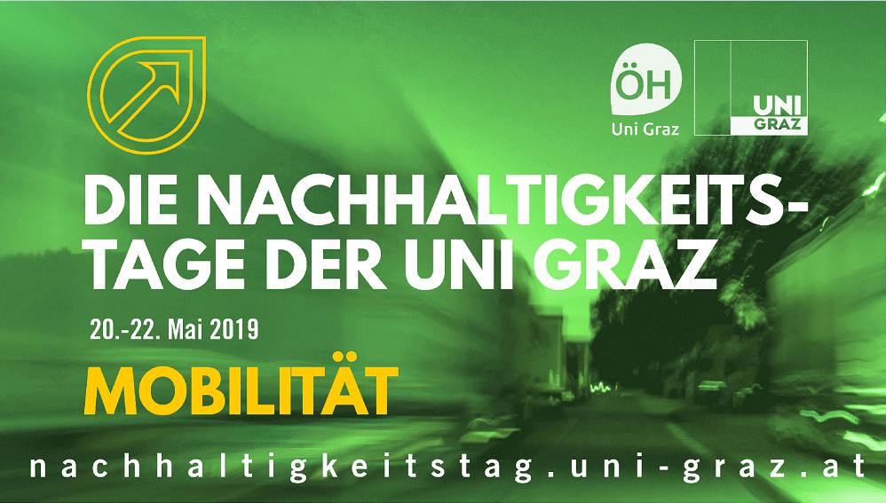 Nachhaltigkeitstage Uni Graz 1